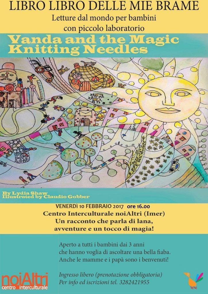 Vanda and the Magic Knitting Needles
